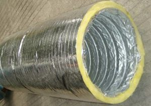 Reinforced Aluminum Foil Tape Thermal Insulation Tape